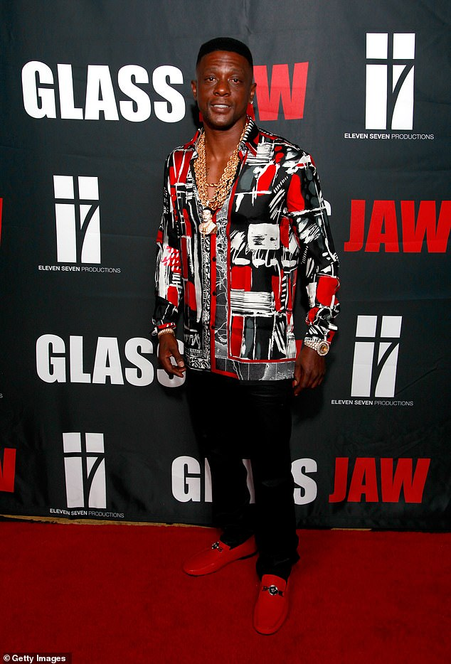 Boosie Badazz is shot in the leg during an armed confrontation in Dallas