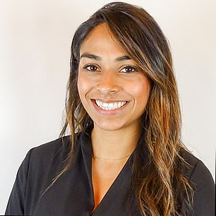 The Sussexes have also hired Los Angeles-based Toya Holness (pictured) as press secretary