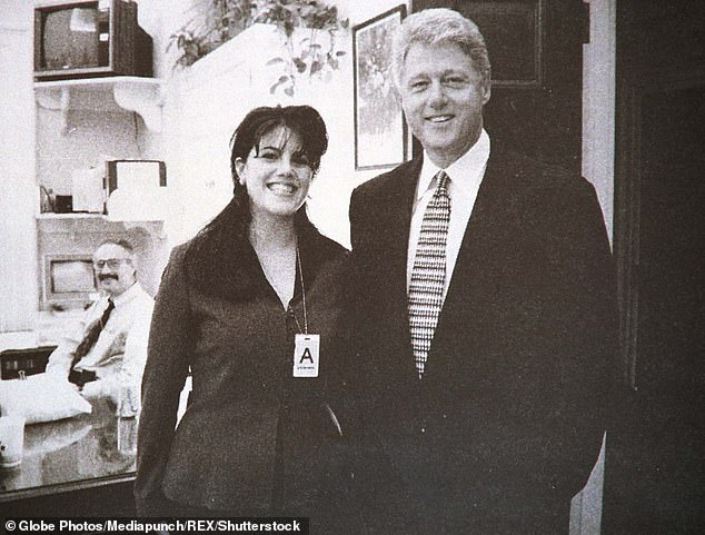 Her perspective: The show will also allow Lewinsky to take control of the narrative, as the anti-bullying activist serves as a producer