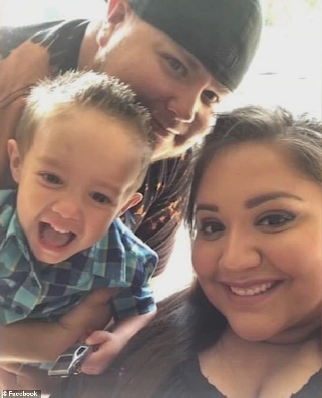 The community are rallying to host a drive-by birthday celebration for Raiden Gonzalez at the end of the month after both his beloved parents died from the coronavirus