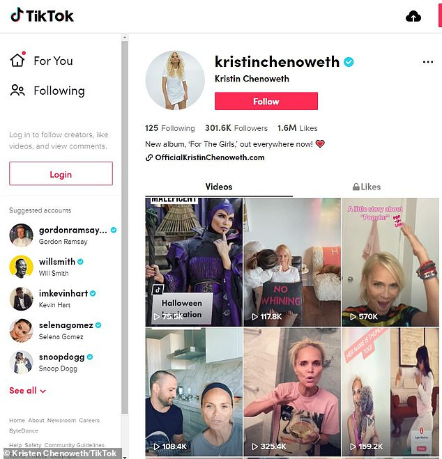 The couple, who've been romantically linked since August 2018, stayed creative and busy, in part, by making hilarious TikTok videos together