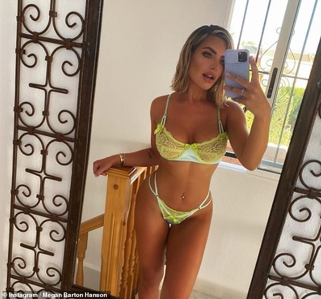 'I can't believe how well I've done, I'm smashing it!' Megan Barton Hanson has revealed her OnlyFans earnings helped her buy her dream house in London