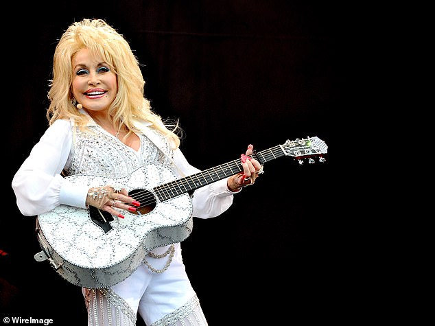 Honest: 'I've made sacrifices but I believe that I know what I'm supposed to do. But you've got to make the sacrifice,' the Jolene chanteuse explains [pictured in 2014]