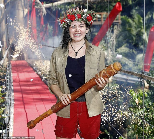 She's the Queen!It was clear from the start that Scarlett Moffatt was a fan favourite after declaring her love for chicken kebabs, and it was no surprise to some when she was crowned winner with comedian Joel Dommett finishing runner-up