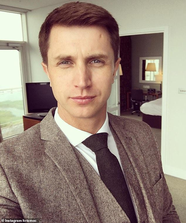 Oh no! The actor, 34, who played the wicked Lee Posner on the ITV soap, shared a snap of his smashed car window on Saturday and encouraged his Instagram followers to 'be careful'
