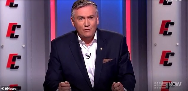 Here to stay! Despite taking a step back from his Triple M radio duties, Eddie McGuire will remain as host of Channel Nine's late-afternoon game show Millionaire Hot Seat