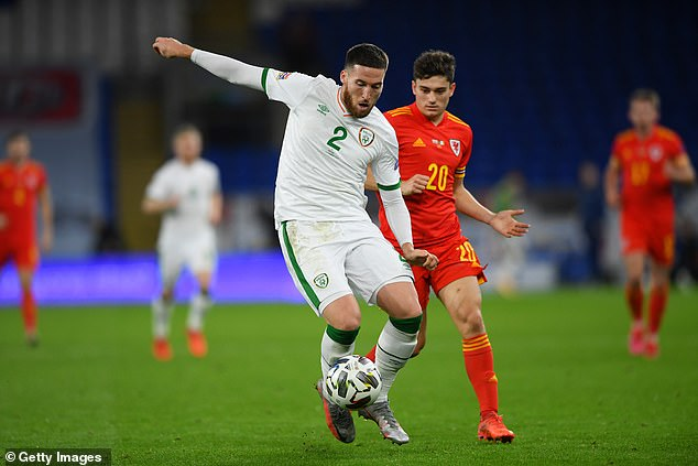 Mourinho moaned about Covid testing after Matt Doherty tested positive after playing in Wales