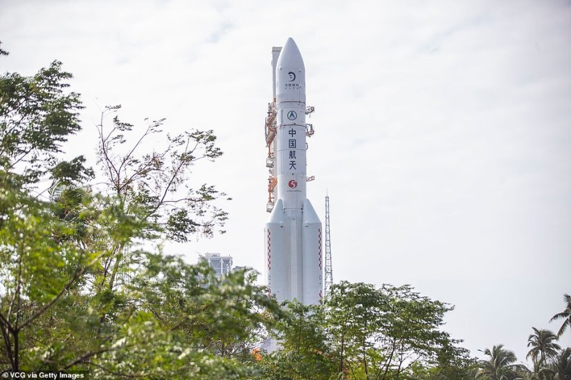 The mission, named after the Chinese moon goddess, is among China's most ambitious as its space programme expands