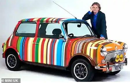 The reknowned British designer last collaborated with Mini back in 1999, ahead of BMW's takeover of the British marque