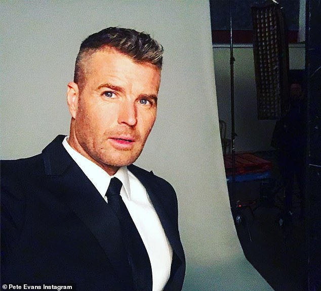 'I wish you all the very best': Disgraced celebrity chef Pete Evans has thanked his friends and colleagues for their support amid the fallout from his neo-Nazi meme scandal