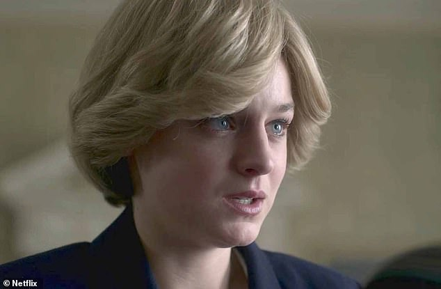 Seeing double:Princess Diana¿s former butler Paul Burrell has said the fourth series is an accurate dramatisation of the Royal Family¿s treatment of Diana