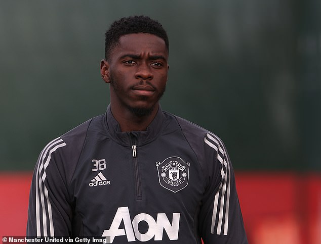 Axel Tuanzebe cannot put his finger on why Manchester United are struggling at home