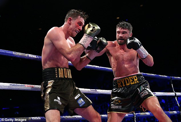 Smith underperformed against John Ryder and will have to improve to defeat Canelo