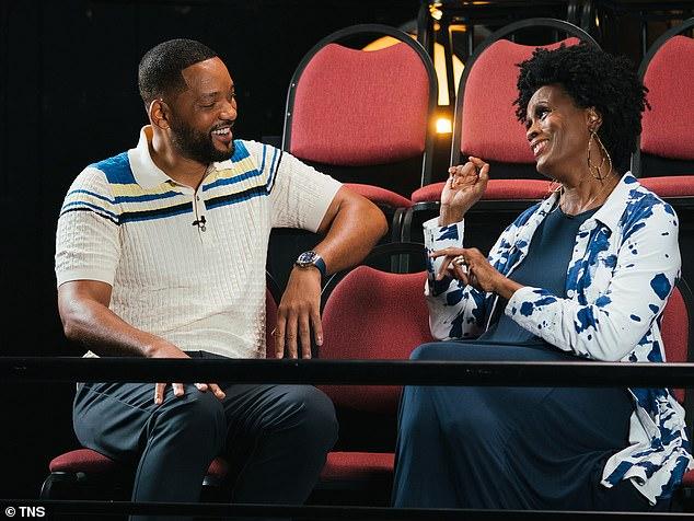 Hablando: en un nuevo especial de reunión de HBO Max, Will Smith y Janet Hubert discutieron su enemistad que ha durado 27 años desde su partida de The Fresh Prince Of Bel-Air.