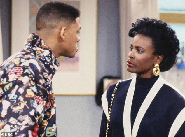 'A ** agujero': Janet en el pasado responsabilizó a Will por su salida del programa, llamándolo 'ególatra' durante una entrevista en 2011 donde dijo que una reunión estaba fuera de la mesa