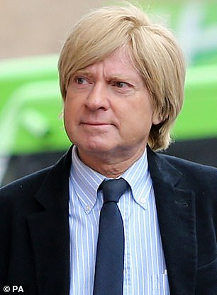 Local MP Michael Fabricant says he has written to police, ministers and HS2 after 'several constituents' reported the alleged 'excessive use of force'