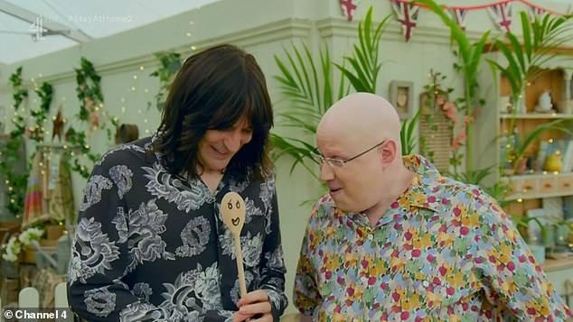 Great British Bake Off hit with Ofcom complaints over host Noel Fielding's crude jokes