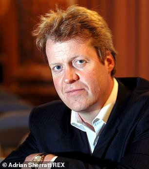 Pictured above is Earl Spencer