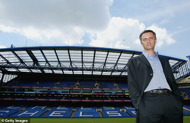 Chelsea had just brought in Jose Mourinho as boss and were offering Everton the most money