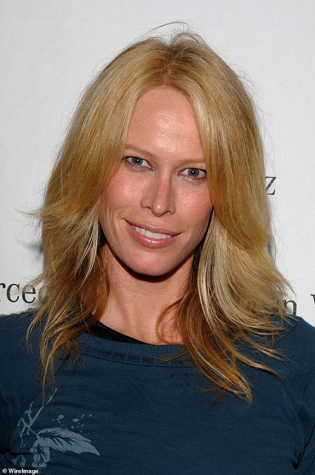 Lesa Amoore, pictured in 2007,alleged that she was harassed and sexually assaulted multiple times by Marie during three years at Elite