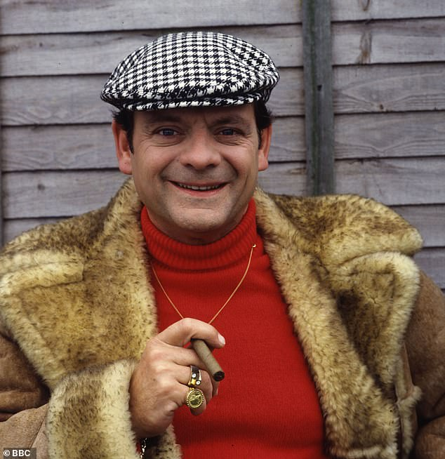 Cushty!The actor, famed for playing wheeler dealer Del Boy, is earning the type of money his alter-ego could only dream of, with book deals, documentaries and voiceovers keeping the cash flowing.
