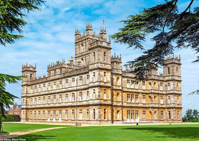 Even Highclere Castle in Hampshire, which benefited hugely from being the setting of ITV¿s Downton Abbey, has suffered