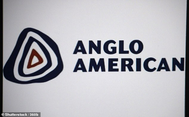 Warning signs:Staff at Anglo's global headquarters have been asked to wear security passes with 'traffic lights' on around their necks