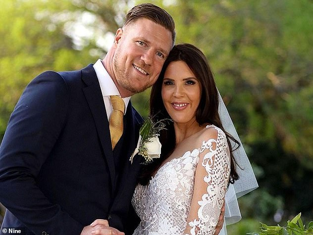 Memories:Tracey rose to fame in 2018 thanks to her ill-fated union with Dean Wells on Channel Nine's Married At First Sight