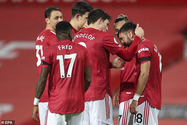 A retaken Bruno Fernandes penalty was the difference as the Red Devils won 1-0 on Saturday