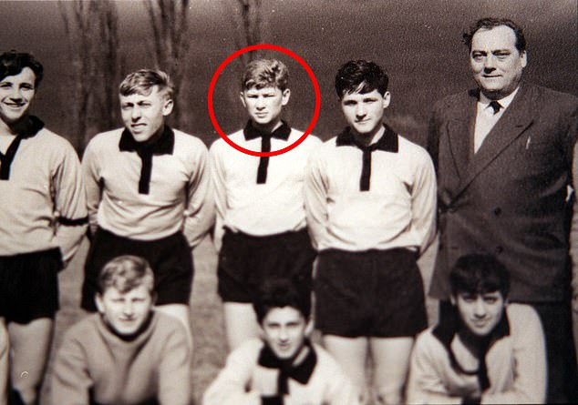 Mr Wenger, who as a child was expected to attend Mass every day, says he was so desperate to please that he began to invent sins for his weekly visit to the confessional