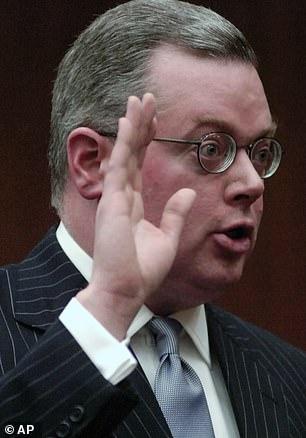 US Middle District Judge Matthew Brann