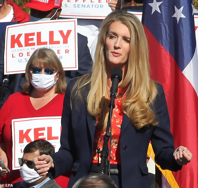 Georgia Senator Kelly Loeffler has gone into quarantine after receiving conflicting COVID-19 test results - including at least one that was positive