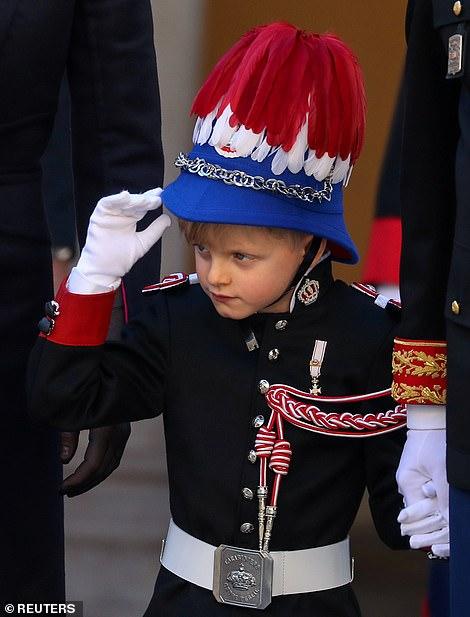 Принц Жак