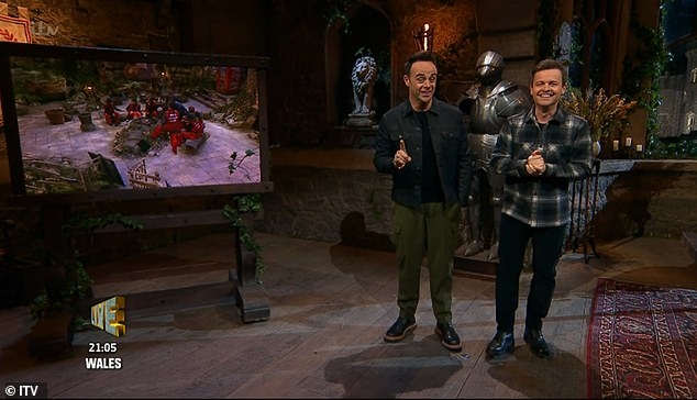 I'm A Celebrity: Ant & Dec take thinly-veiled swipe at disgruntled viewers who angrily tweeted them
