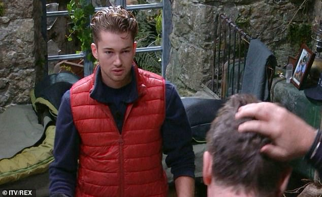 `` This is where people get fucked!  '': Last week AJ and Shane had a fight over dirty pans