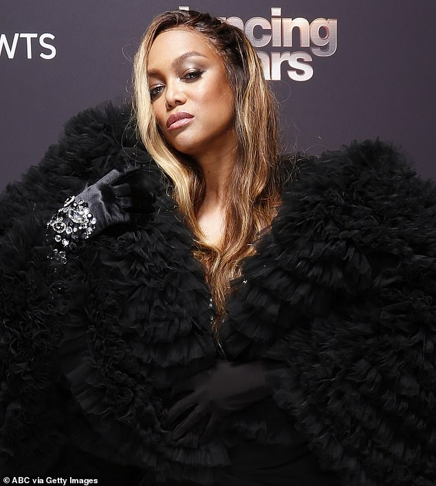 First season:The finale capped the first season with Tyra Banks, 46, as new host and an executive producer of Dancing With The Stars