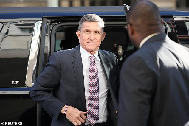 Donald Trump 'is planning to pardon his disgraced national security adviser Michael Flynn'