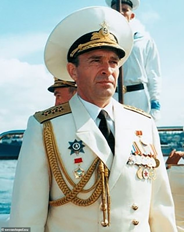 The former chief of staff of the Russian Navy, Retired Adm. Viktor Kravchenko warned the Americans have become 'brazen'