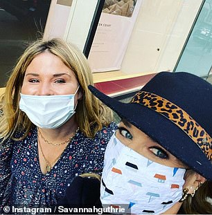 Over the years: From flower crowns to face masks, Savannah and Jenna have been friends through thick and thin