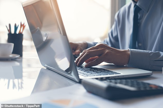 The Government is missing out on major sources of tax revenue as more people work from home. (Stock image)