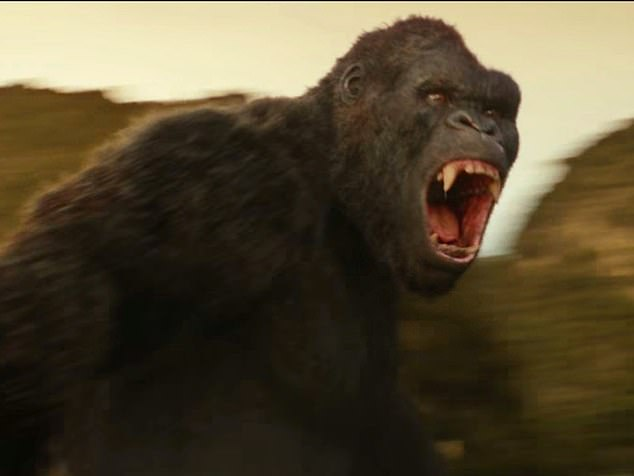 Kong:2017's Kong: Skull Island took in $168 million domestically and $566.6 million worldwide, $168.1 million of which came from China