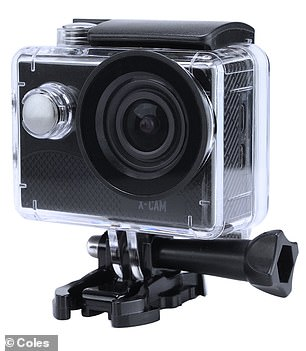 Waterproof WiFi 4k action camera for just $69.99