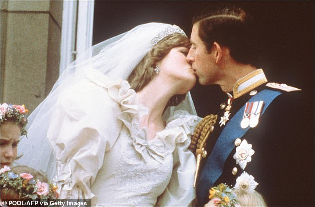 Royal wedding:While official figures are yet to be released by Netflix, that reported figure would mean more people watched the dramatised version of Prince Charles and Princess Diana's courtship than the couple's real life wedding in 1981