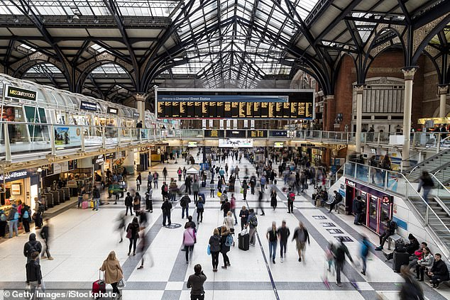 People across the country are expected to travel to see family for Christmas after Prime Minister Boris Johnson announced this week that three households could mix for five days over the festive period, prompting fears of overcrowding at stations and in train carriages