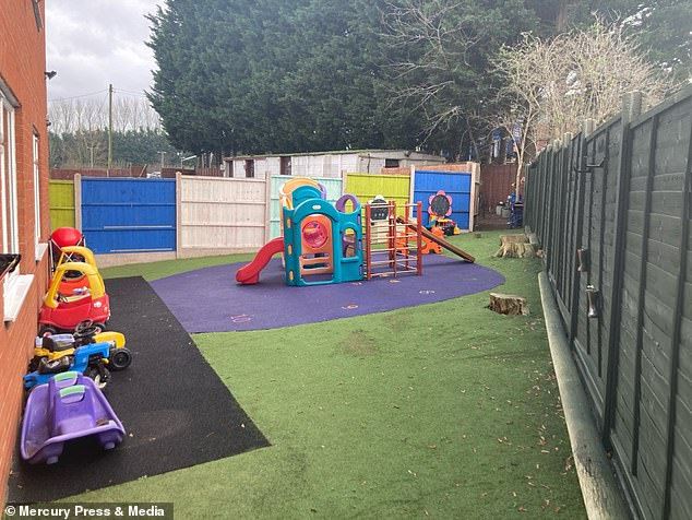 Parents will be able to leave their children at Broadheath Day Nursery, which was Ofsted-registered on November 5, for up to 24 hours