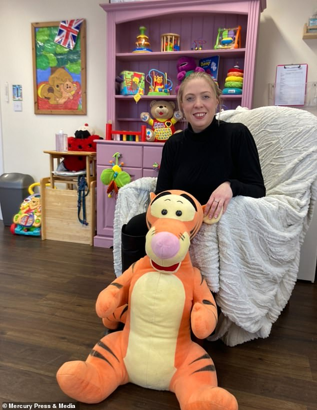 Its founder, NHS children's nurse Kathryn Nuttall, believes her unique service will benefit shift workers who struggle to maintain the work-life balance