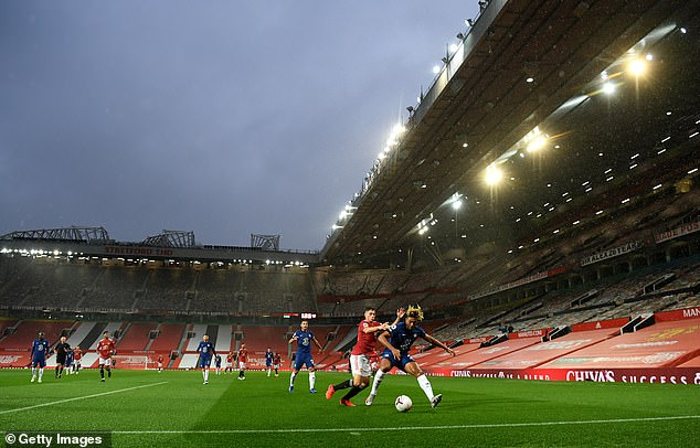 The majority of Premier League teams unable to welcome back fans are in the north of the UK