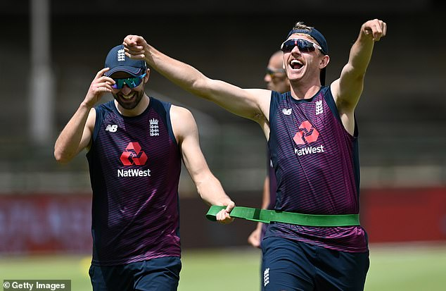 England will also return to the Cape Town hotel that they are sharing with South Africa