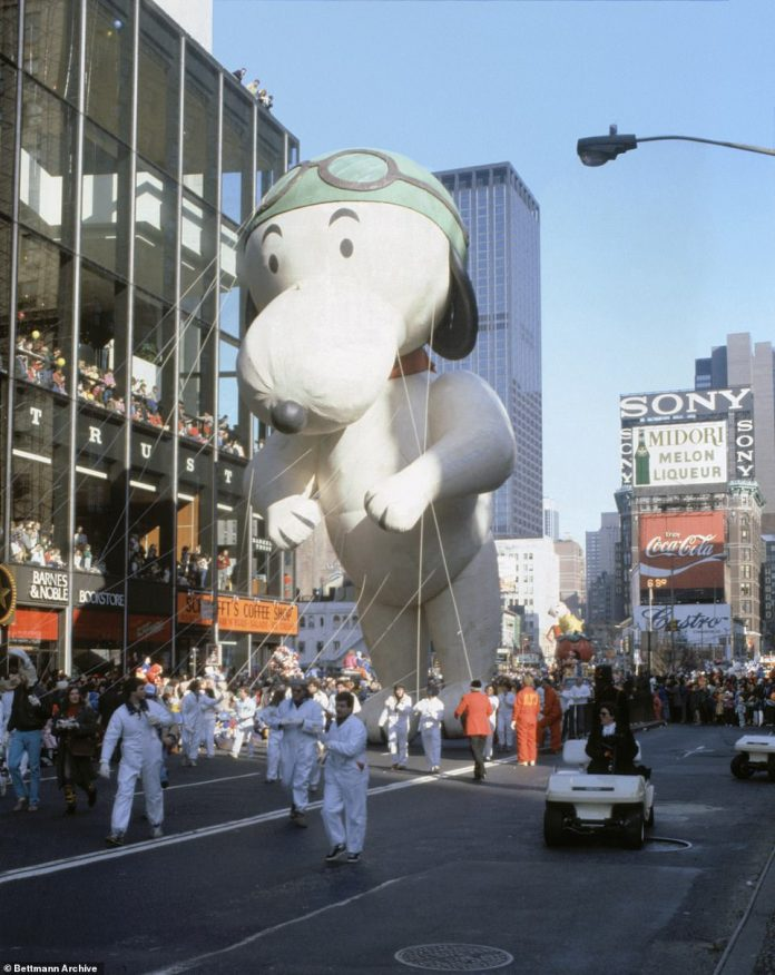 Snoopy has appeared more than any other character, clocking in 40 appearances since he was first introduced in 1968 in seven different incarnations