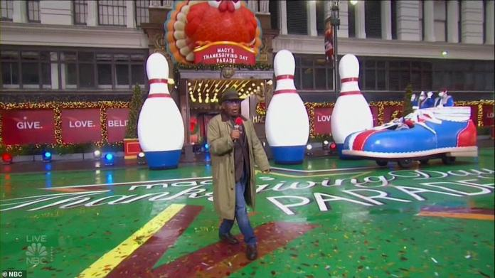 Weatherman Al Roker returned to lead proceedings after his surgery for cancer